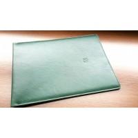 Кожаный hike MacBook Pro 13 Retina 2012-16(зел)