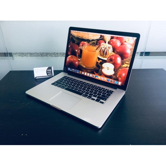 MacBook Pro 15 Retina 2015 (16Gb/256Gb/i7 2.8)