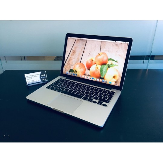 MacBook Pro 13 Retina 2015 (8/256Gb) Ростест