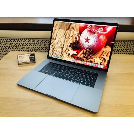 MacBook Pro 15 Retina 2017 Touch Bar (16Gb/2Tb) Radeon 4Gb Space Gray